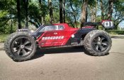 Shred The Competition! Redcat Shredder 1/6 Scale RTR Brushless Electric Monster Truck