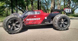 Redcat Shredder 1-6 Scale RTR Brushless Electric Monster Truck_3