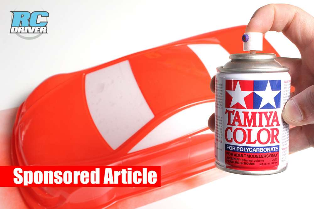 Endless Painting Possibilities - Tamiya Polycarbonate Spray Paint
