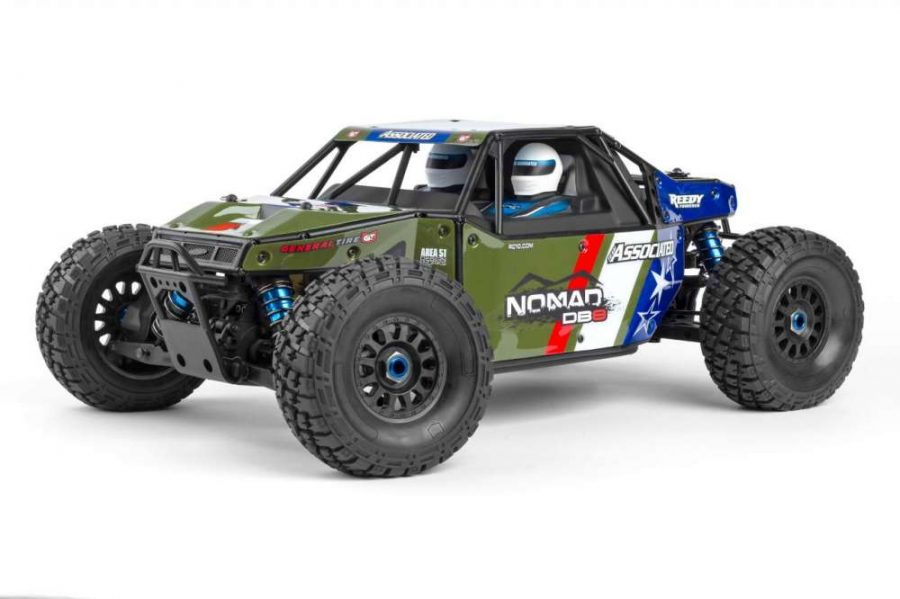 Team Associated - Nomad DB8_5