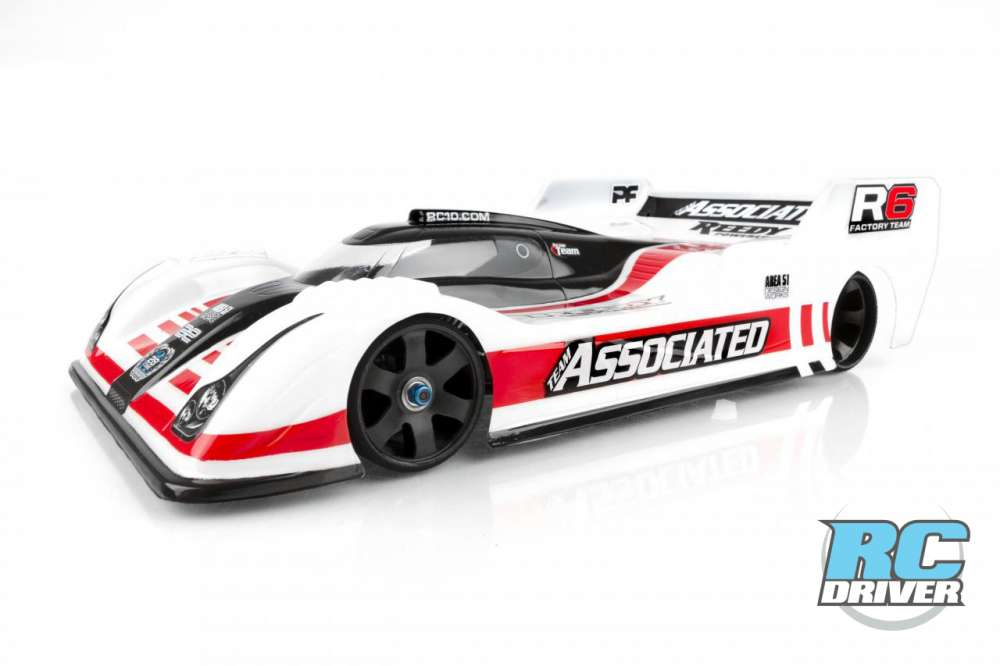 ae2 Next Level Road Racer – Team Associated RC12R6 Factory Team Kit