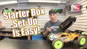 How To Set Up A Nitro Engine Starter Box