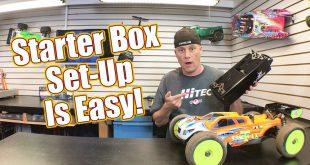 Nitro Engine Starter Box