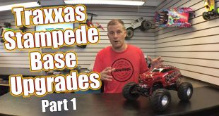 Traxxas Stampede Base Monster Truck Project