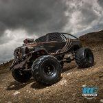 Evil Off-Roader – ECX1.9 4WD Barrage Doomsday
