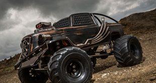 ECX1.9 4WD Barrage Doomsday