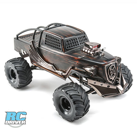 ECX01010 a2 Evil Off Roader – ECX1.9 4WD Barrage Doomsday