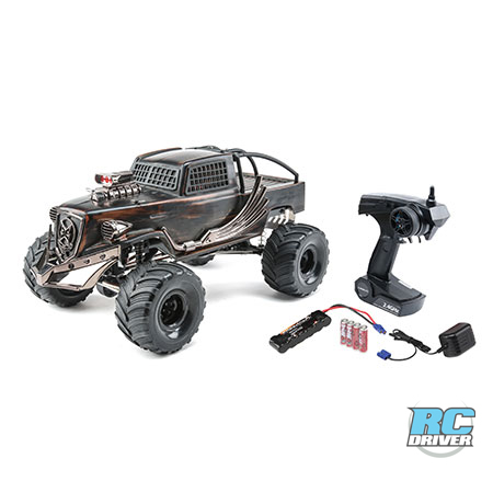 ECX01010 a20 Evil Off Roader – ECX1.9 4WD Barrage Doomsday