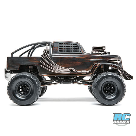 ECX01010 a6 Evil Off Roader – ECX1.9 4WD Barrage Doomsday