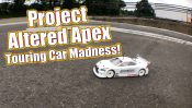 Project Altered APEX First Drive – Team Associated Apex TC Kit
