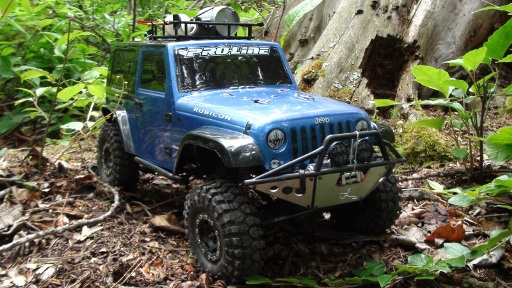 Super Scale Equipment For Your Trail Machine - Pro-Line Racing Scale Accessories