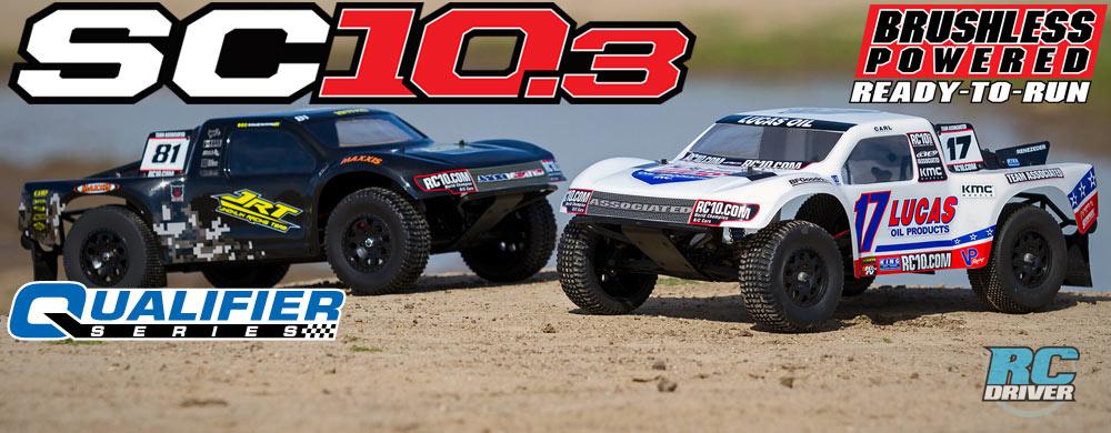 Team Associated SC10.3
