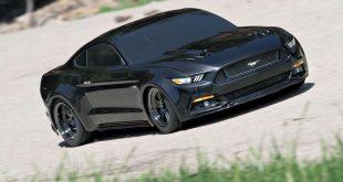 Traxxas_4-Tec -Mustang