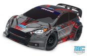 On and Off-Road Excitement – Traxxas 1/10 Scale Ford Fiesta ST Rally