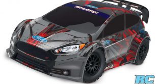 Traxxas 1/10 Scale Ford Fiesta ST Rally