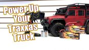 Performance LiPo Power – MaxAmps Traxxas TRX4 Battery Test