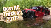 Go On A Wild Ride – Traxxas TRX4 Review and Action