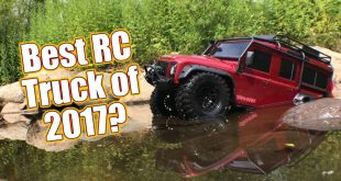 Traxxas TRX4 Review