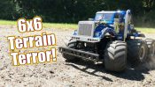 A Monster Truck That Goes Wherever It Wants! – Tamiya Konghead 6×6