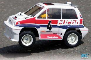 Tamiya WR-02 RC Series