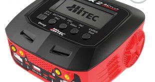 Hitec X2 AC Plus Black Edition Charger