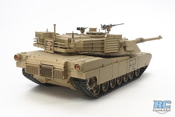 Tamiya U.S. Main Battle Tank