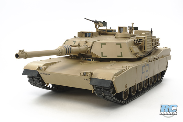 Tamiya U S Main Battle Tank M1a2 Abrams Full Option Kit