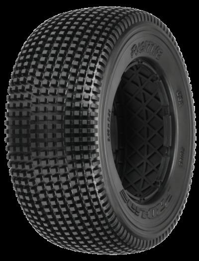 Fugitive X2 (Medium) Off-Road Tires for Baja 5SC Rear and 5ive-T
