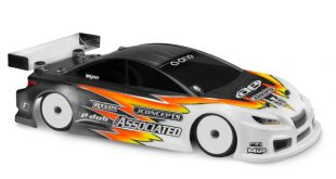 """A1 """"A-One"""" – 190mm Touring Car Body"""