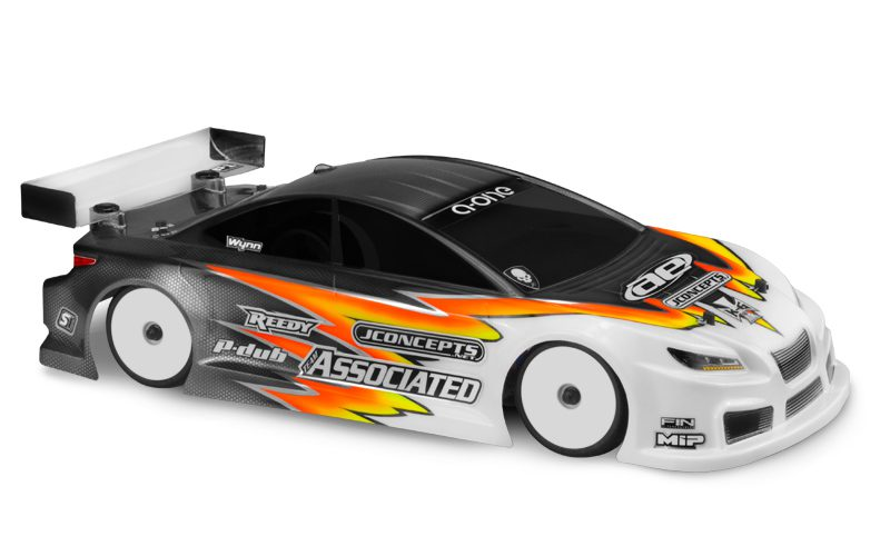 """A1 """"A-One"""" – 190mm Touring Car Body by JConcepts"""