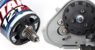 Fixed Gear Adaptors for Traxxas 2WD Models_1