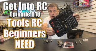 Tools RC Beginners NEED