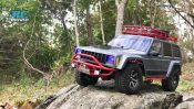 RC4WD Bolt-On Overkill – Project Red5 XJ Axial SCX10 II – Part 3