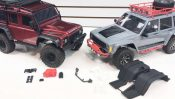 Scaleify Your Axial SCX10 or Traxxas TRX-4 – Knight Customs Scale Parts From Shapeways