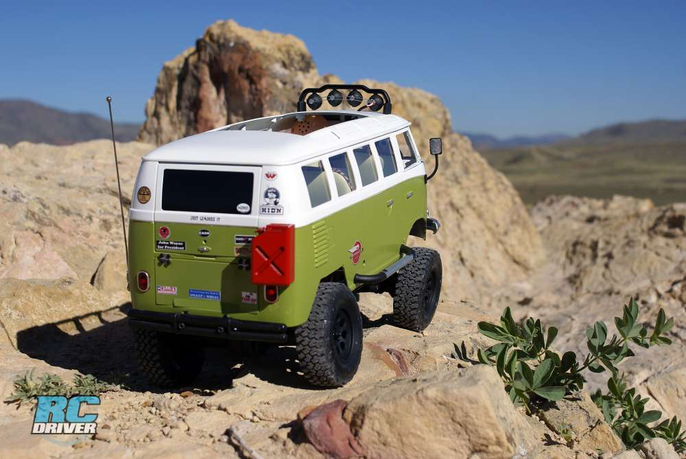 Peace, Love, and VW's - Project MST CMX Type II VW Bus