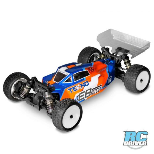 The Game Just Went Next Level - Tekno RC EB410 1/10th 4WD Competition Electric Buggy Kit