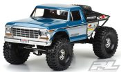 Pro-Line 1979 Ford F-150 Clear Body for Vaterra Ascender