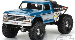 1979 Ford F-150 Clear Body