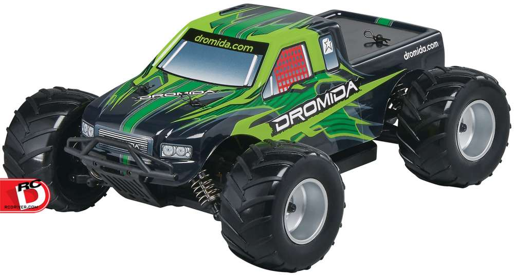 3 Upgrade Ideas Thursday - Dromida Monster Truck 4WD RTR