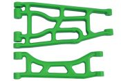 Green Traxxas X-Maxx Upper & Lower A-arms by RPM