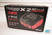 Power Up! Hitec X2 AC Plus Black Edition Dual Output Charger