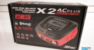 Hitec X2 AC Plus Black Edition