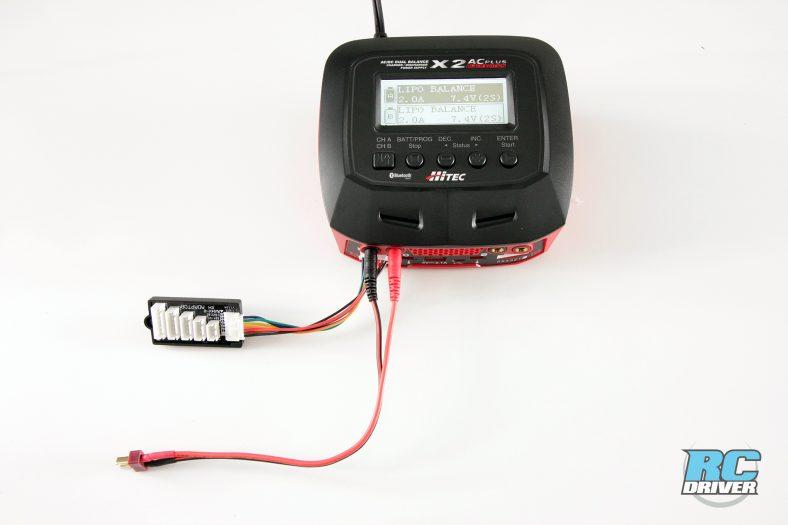 Hitec X2 AC Plus Black Edition