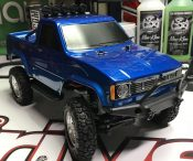 We've got a Toyota Hilux Pick-Up from Thunder Tiger