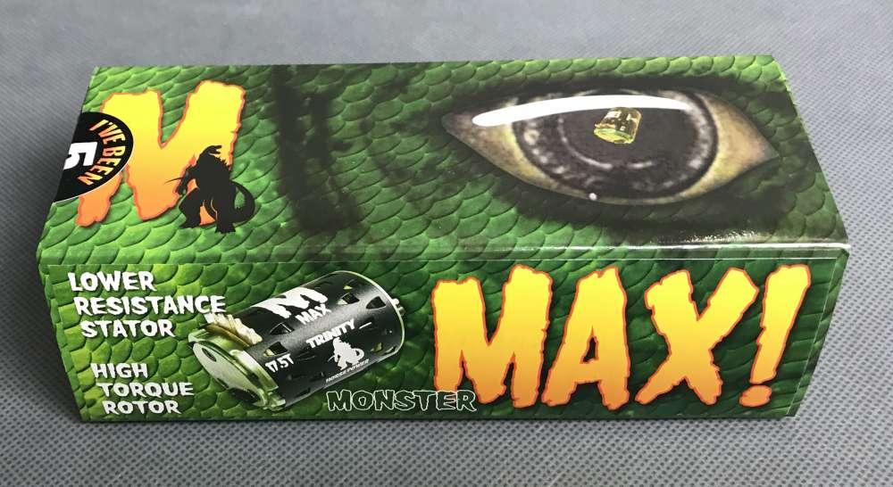 "Monster ""MAX"" Team SPEC 13.5 Turn Motor"