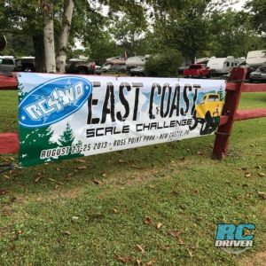 East Coast Scale Challenge