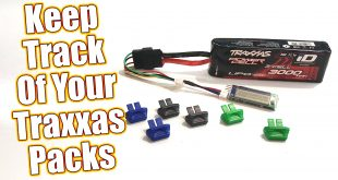 Traxxas Charge Indicators