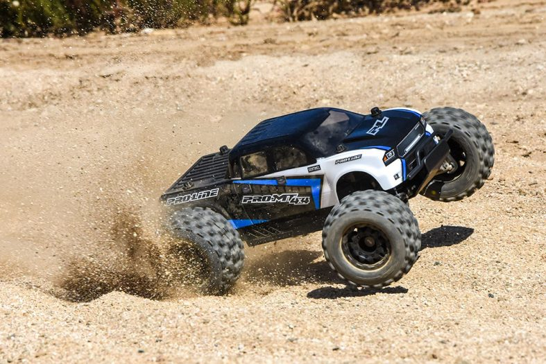 Upgrade Your Monster Truck Game with help from Pro-Line