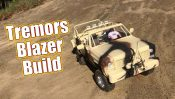 Tremors Chevy Blazer Tribute Build – RC4WD Custom Trail Finder 2 Project