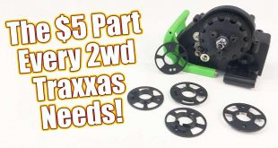 Traxxas Fixed Gear Adapter